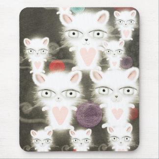 Kitty Mousepad Tapis De Souris