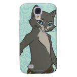 Kitty Softpaws Coque Galaxy S4