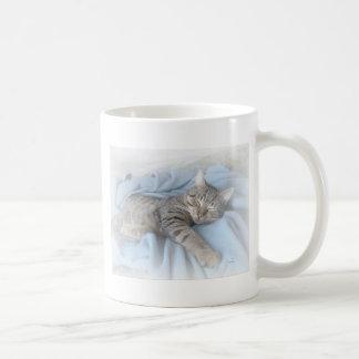 Kitty somnolent mug