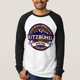 Kitzbühel Autriche vibrante T-shirt