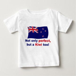 Kiwi parfait de la Nouvelle Zélande T-shirt Pour Bébé