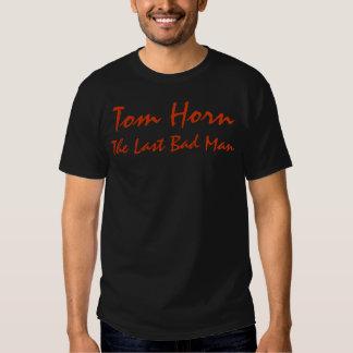 Klaxon de Tom, portrait T-shirt