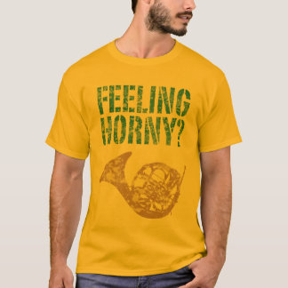 Klaxon T-shirt