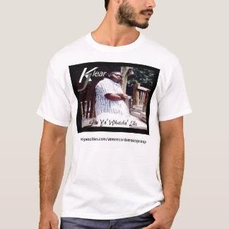 """Klear J : """"Donnez Ya Whutcha comme"""" le T-shirt"""