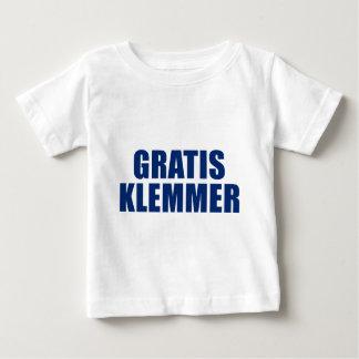 Klemmer gratuit t-shirts