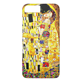 Klimt - le baiser coque iPhone 7 plus