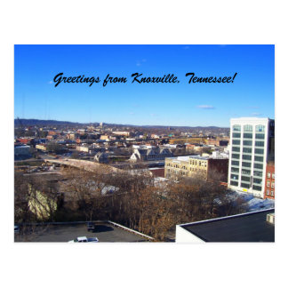 Knoxville, Tennessee Carte Postale