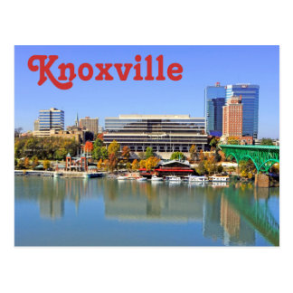 Knoxville, Tennessee, Etats-Unis Carte Postale