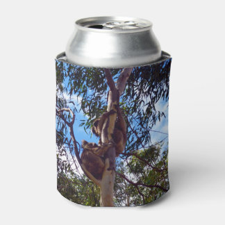 Koala_Bears_Climbing_Tree_Can_Stubby_Cooler_Holder Rafraichisseur De Cannettes