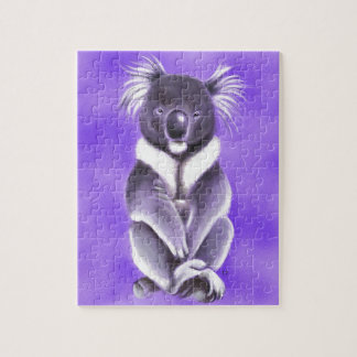 Koala de Bouddha Puzzle