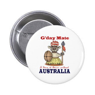 Koala de compagnon de G Day Pin's Avec Agrafe