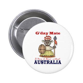 Koala de compagnon de G'Day Pin's Avec Agrafe