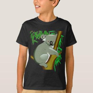 Koala - marsupial vivant d'arbre australien t-shirt