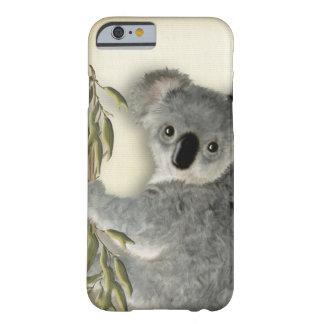 Koala mignon coque iPhone 6 barely there