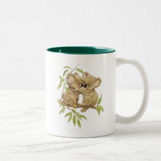 Koala mignons mug