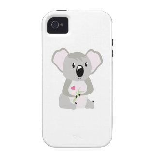Koala Valentine Coque iPhone 4 Vibe
