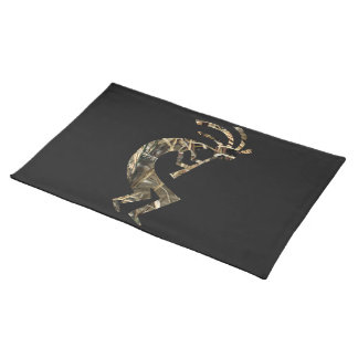Kokopelli camo.png set de table