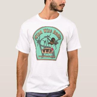 Kong tue IWT -- Radio sage de vent T-shirt