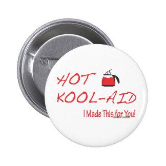 Kool-Aide chaude Julian Smith Badges