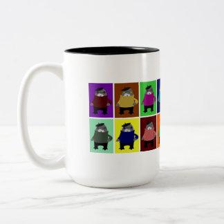 Kororas - POP Mug Bicolore