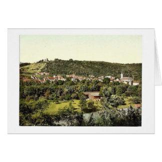 Kosen-les-Bains (c.-à-d., mauvais K&ouml ; sénateu Carte De Vœux