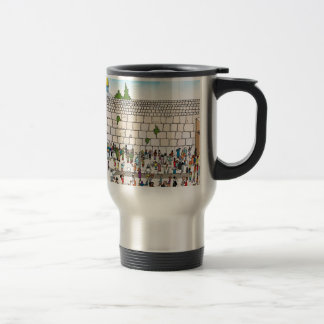 Kotel Jerusalem Mug De Voyage