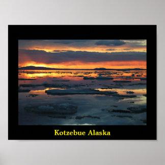 kotzebue Alaska Poster