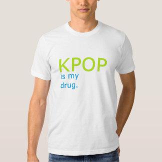 KPOP est ma drogue T-shirt