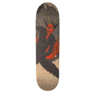 Krampus Skateboard 21,6 Cm