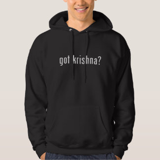 krishna obtenu ? veste à capuche