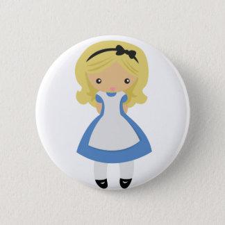 KRW Alice mignonne au pays des merveilles Badges