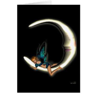 KRW Luna - carte vierge