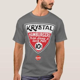 Krystal bouclier de 10 cents t-shirt