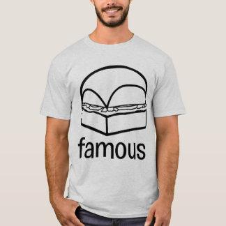 Krystal célèbre t-shirt