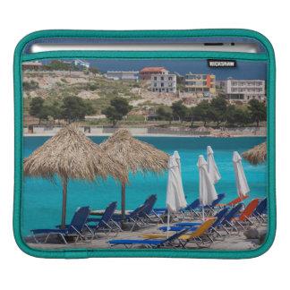 Ksamil, ville du front de mer poches iPad