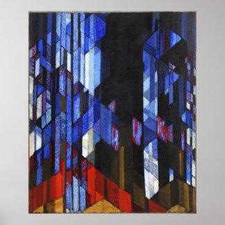 Kupka les beaux-arts de cathédrale posters