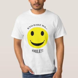 KYO DAKE WA… SMILE ! ! ! T-SHIRT