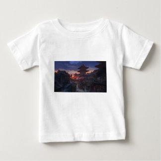 Kyoto d'après-guerre t-shirt pour bébé