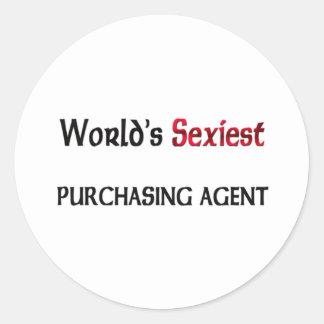 L acheteur le plus sexy du monde adhésif