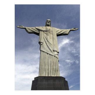 L Amérique du Sud Brésil Rio de Janeiro Le Chri Carte Postale