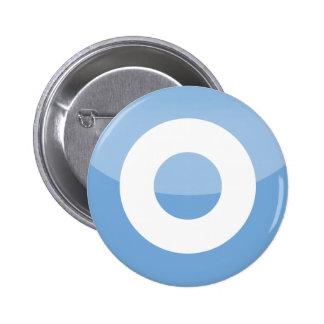 L Argentine Badge Avec Épingle