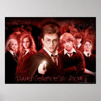 L armée 2 de Dumbledore Posters
