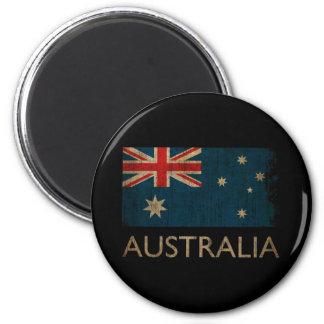L Australie vintage Magnets