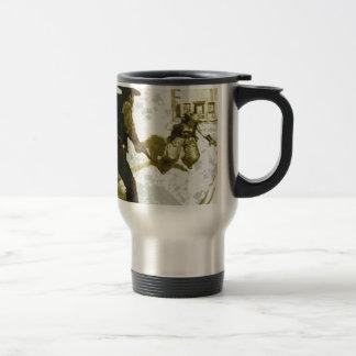 l échange de tirs tasse à café