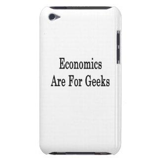 L économie est pour le geeks coque Case-Mate iPod touch