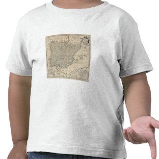 L Espagne et le Portugal 16 T-shirts