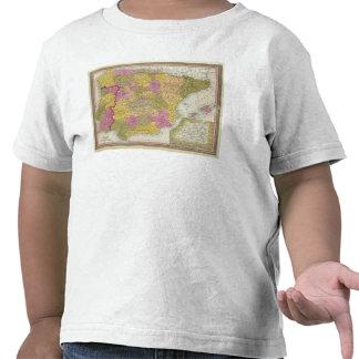 L Espagne et le Portugal 2 T-shirts