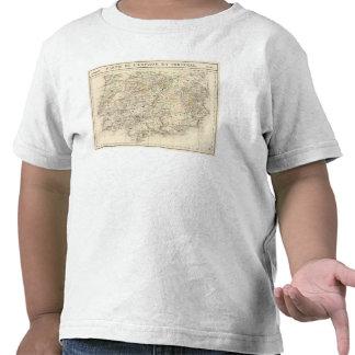 L Espagne Portugal l Europe 24 T-shirts
