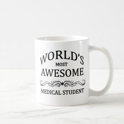 L étudiant en médecine le plus impressionnant du m tasses à café