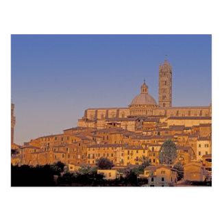 L Europe Italie Toscane Sienne 13ème siècle 3 Cartes Postales